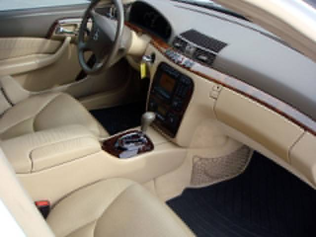 2000 Mercedes-Benz S-Class S 500 (image 11)