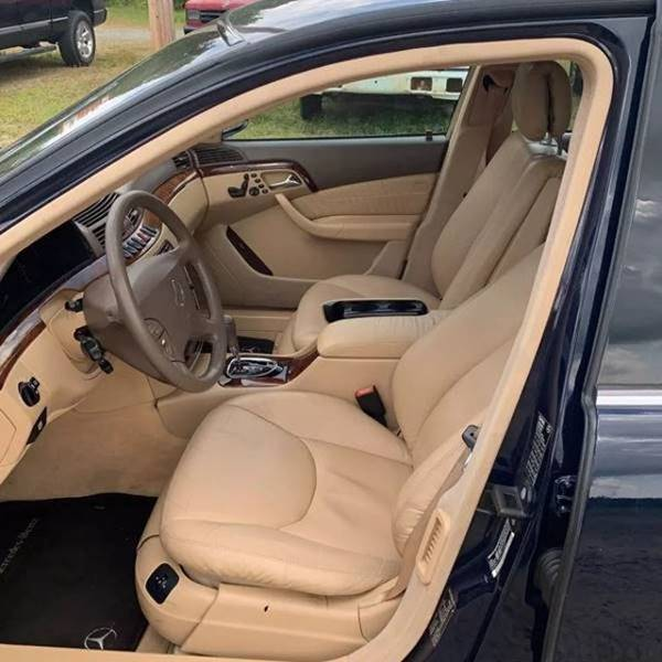 2000 Mercedes-Benz S-Class S 500 (image 12)