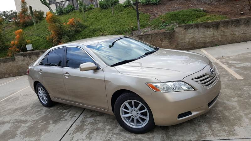 2007 Toyota Camry LE (image 22)