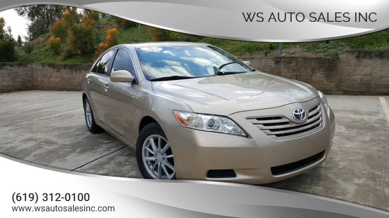 2007 Toyota Camry LE (image 1)