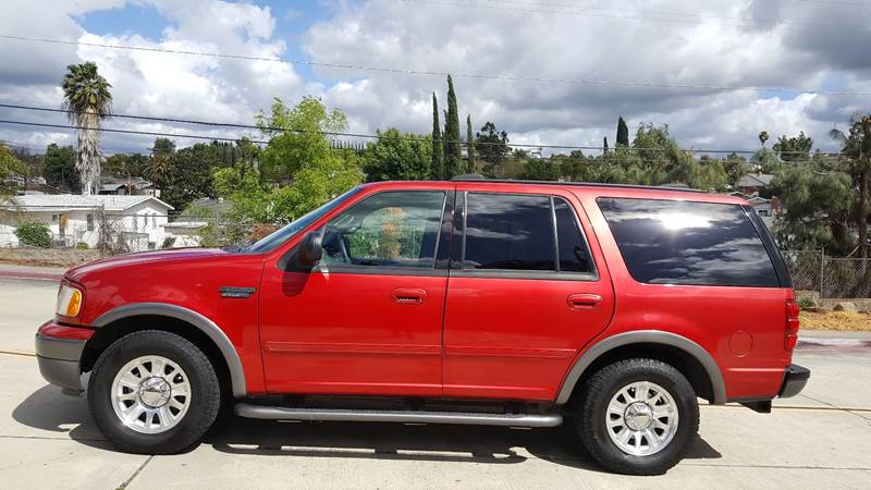 2000 Ford Expedition XLT (image 4)
