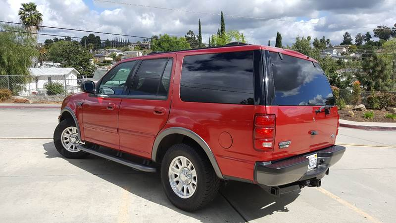2000 Ford Expedition XLT (image 7)