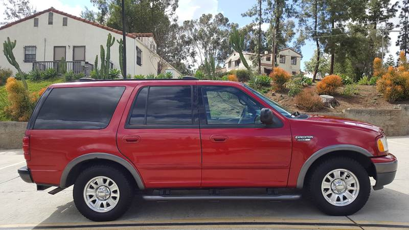 2000 Ford Expedition XLT (image 5)
