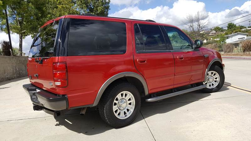 2000 Ford Expedition XLT (image 8)