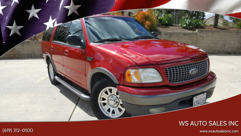 2000 Ford Expedition XLT (image 1)