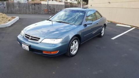 1997 Acura CL for sale at WS AUTO SALES INC in El Cajon CA