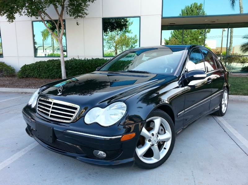 2006 mercedes benz c class c 230 sport 4dr sedan in el for 2006 mercedes benz c230 problems