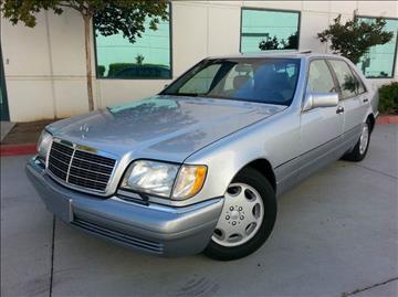 1995 Mercedes-Benz S-Class for sale in El Cajon, CA