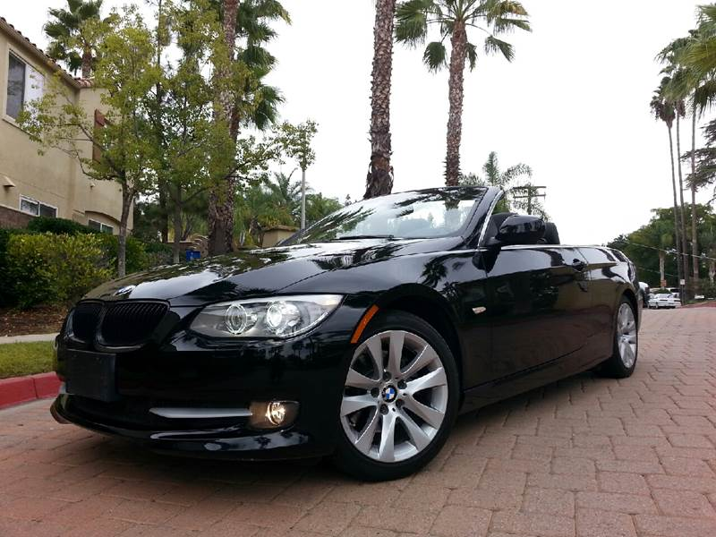 Bmw Series I Dr Convertible SULEV In El Cajon CA WS - 2012 bmw 335i convertible for sale
