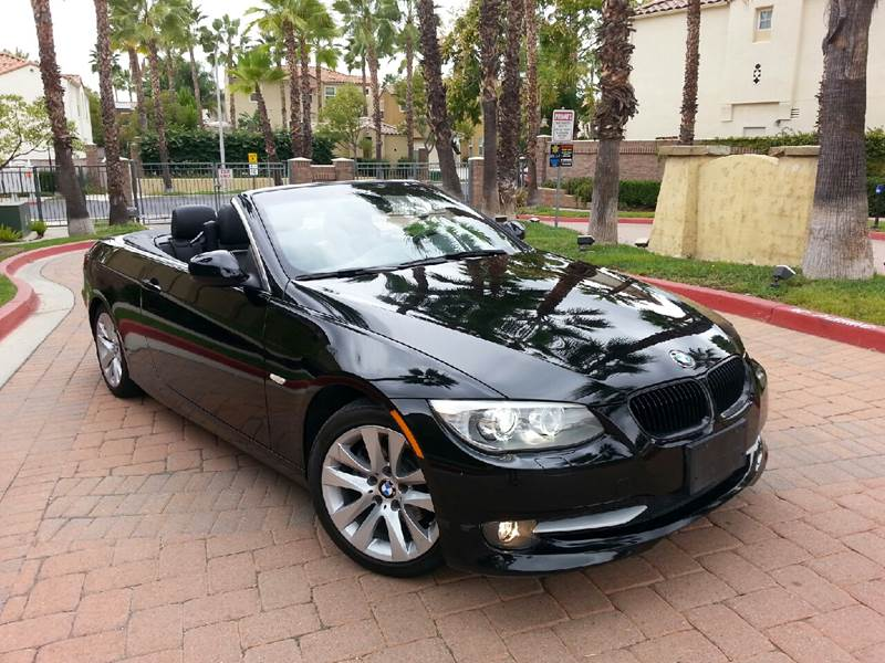 Bmw Series I Dr Convertible SULEV In El Cajon CA WS - 2012 bmw 328i convertible