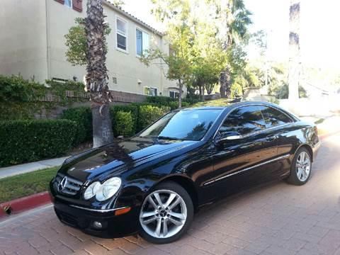 2008 Mercedes-Benz CLK for sale in El Cajon, CA
