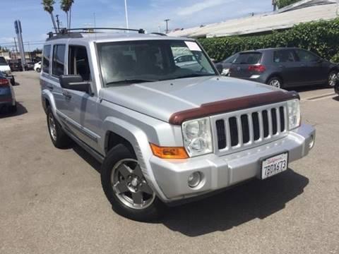 2006 Jeep Commander for sale in El Cajon, CA