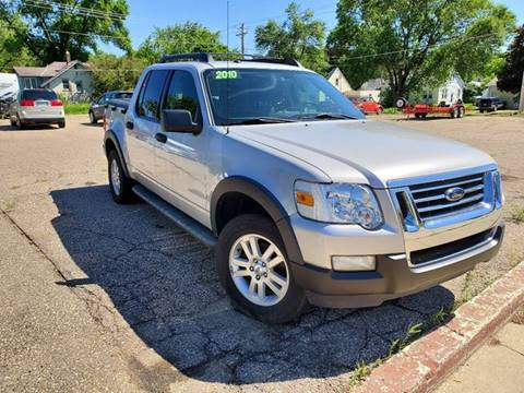 2010 Ford Explorer Sport Trac for sale in Blue Earth, MN