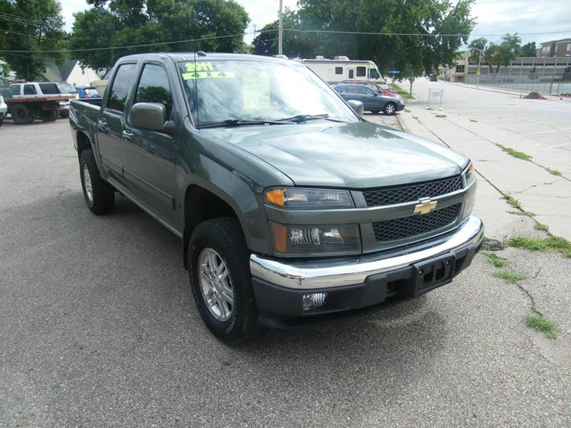 2011 chevrolet colorado 4x4 lt 4dr crew cab w 1lt in blue. Black Bedroom Furniture Sets. Home Design Ideas