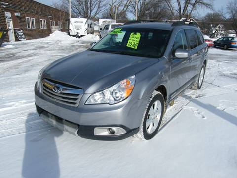 2011 Subaru Outback for sale in Blue Earth, MN