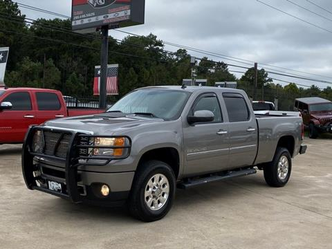 2012 GMC Sierra 2500HD for sale in Humble, TX