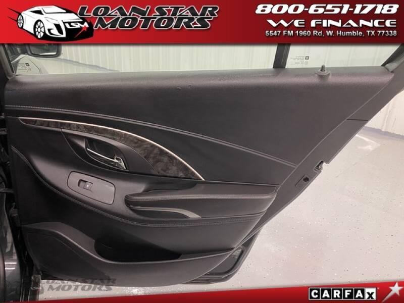 2015 Buick LaCrosse Leather 4dr Sedan - Humble TX