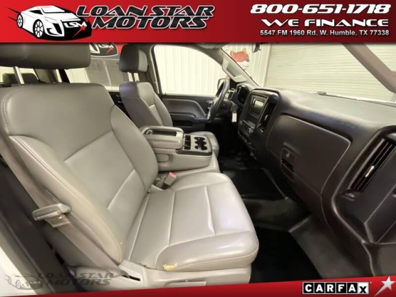 2016 Chevrolet Silverado 2500HD Work Truck - Humble TX