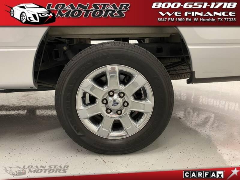 2013 Ford F-150 4x2 XLT 4dr SuperCrew Styleside 5.5 ft. SB - Humble TX
