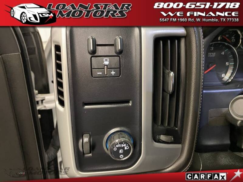 2018 GMC Sierra 1500 SLT - Humble TX