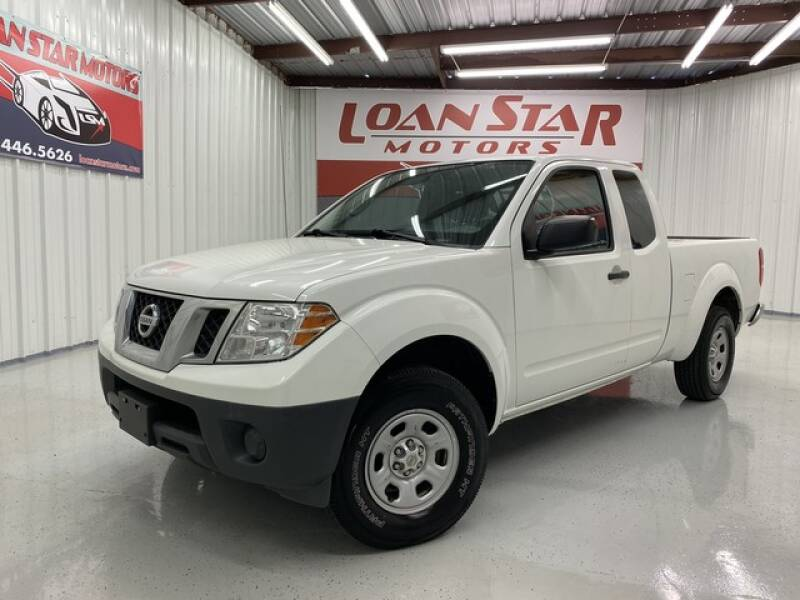 2015 Nissan Frontier 4x2 SV 4dr King Cab 6.1 ft. SB Pickup 5A - Humble TX