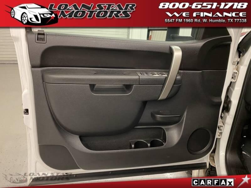 2011 Chevrolet Silverado 2500HD LT - Humble TX