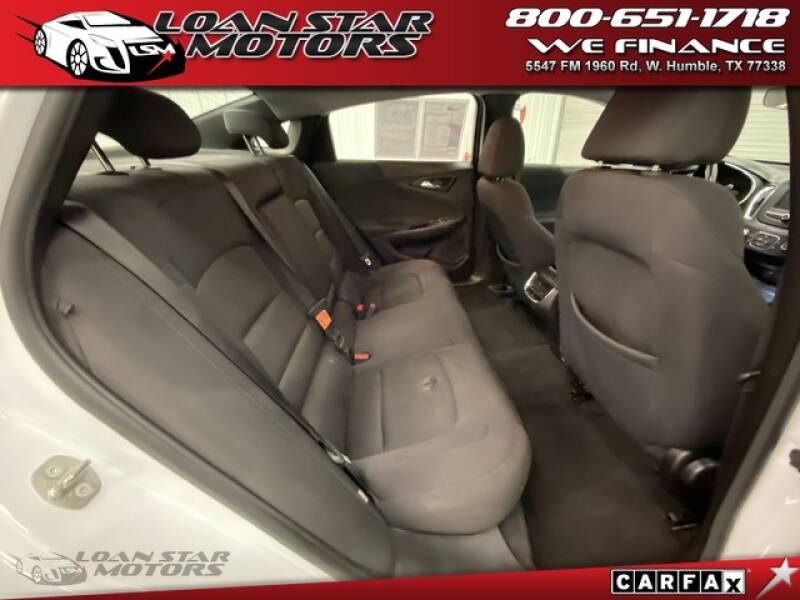 2016 Chevrolet Malibu LT 4dr Sedan w/1LT - Humble TX
