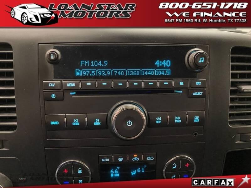 2013 Chevrolet Silverado 2500HD LT - Humble TX