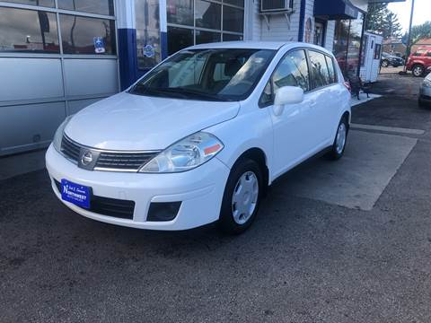 2009 Nissan Versa for sale at Jack E. Stewart's Northwest Auto Sales, Inc. in Chicago IL