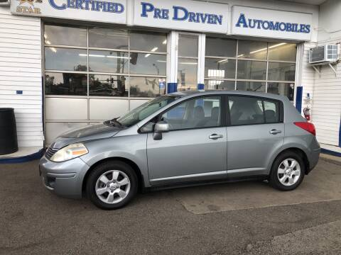 2008 Nissan Versa for sale at Jack E. Stewart's Northwest Auto Sales, Inc. in Chicago IL