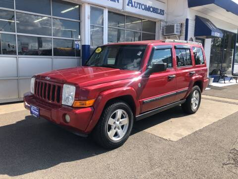 2006 Jeep Commander for sale at Jack E. Stewart's Northwest Auto Sales, Inc. in Chicago IL