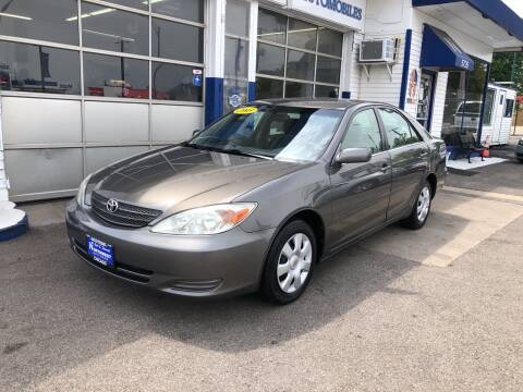 2003 Toyota Camry for sale at Jack E. Stewart's Northwest Auto Sales, Inc. in Chicago IL