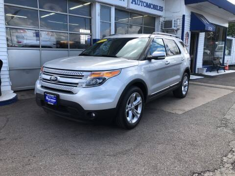 2014 Ford Explorer for sale at Jack E. Stewart's Northwest Auto Sales, Inc. in Chicago IL