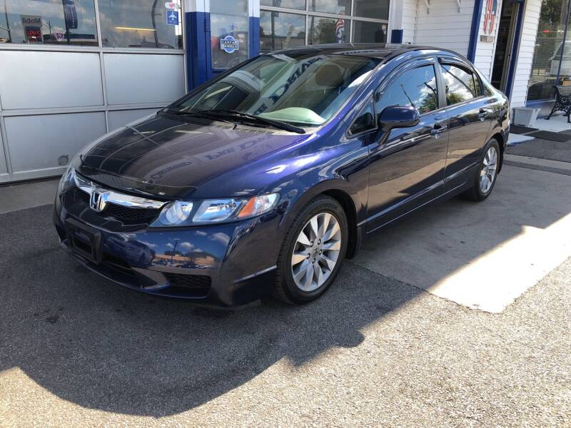 2010 Honda Civic for sale at Jack E. Stewart's Northwest Auto Sales, Inc. in Chicago IL