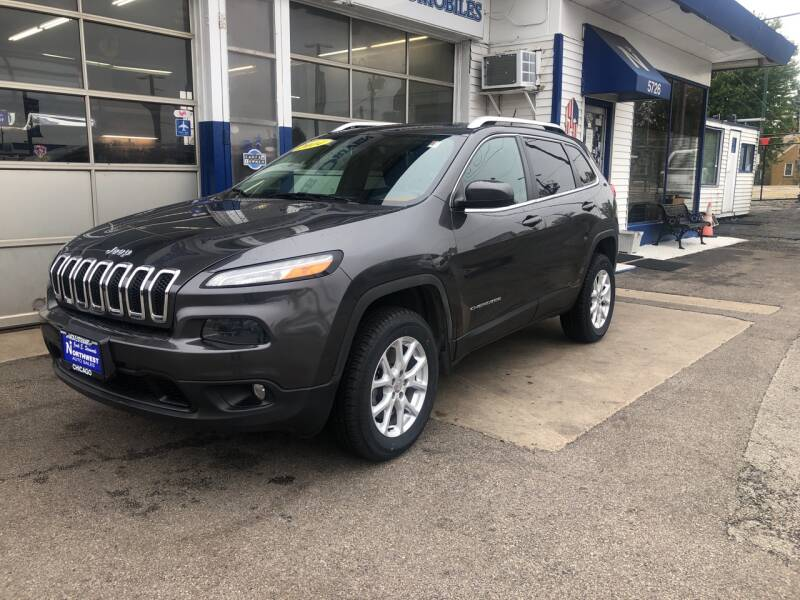 2014 Jeep Cherokee for sale at Jack E. Stewart's Northwest Auto Sales, Inc. in Chicago IL
