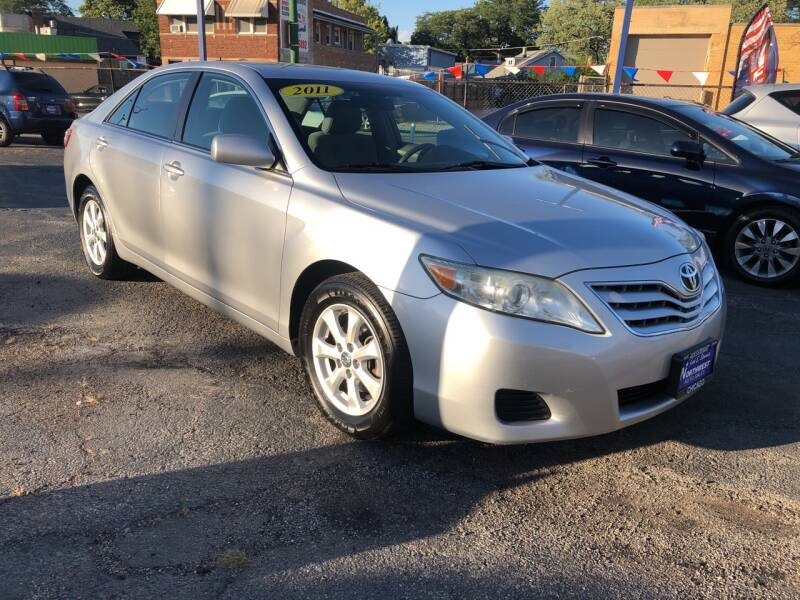 2011 Toyota Camry for sale at Jack E. Stewart's Northwest Auto Sales, Inc. in Chicago IL