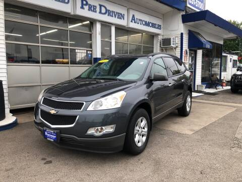2012 Chevrolet Traverse for sale at Jack E. Stewart's Northwest Auto Sales, Inc. in Chicago IL