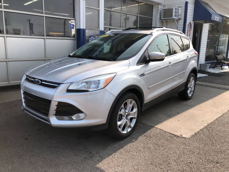 2014 Ford Escape for sale at Jack E. Stewart's Northwest Auto Sales, Inc. in Chicago IL