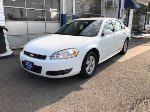 2010 Chevrolet Impala for sale at Jack E. Stewart's Northwest Auto Sales, Inc. in Chicago IL