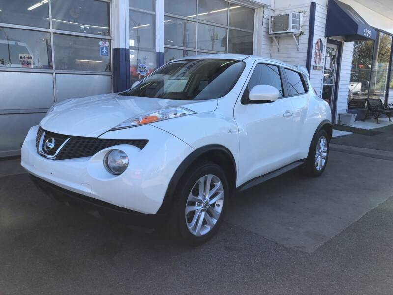 2014 Nissan JUKE for sale at Jack E. Stewart's Northwest Auto Sales, Inc. in Chicago IL