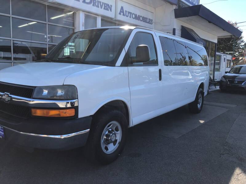 2010 Chevrolet Express Passenger for sale at Jack E. Stewart's Northwest Auto Sales, Inc. in Chicago IL