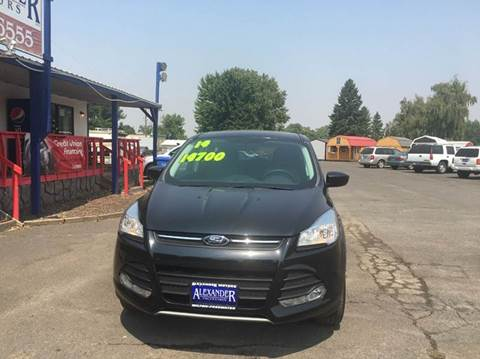 2014 Ford Escape for sale in Milton Freewater, OR