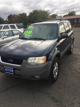 2002 Ford Escape for sale in Milton Freewater, OR