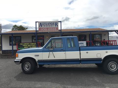 1990 Ford F-250 for sale in Milton Freewater, OR