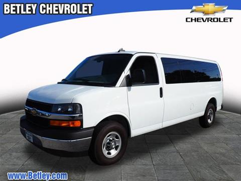 2017 Chevrolet Express Passenger for sale in Derry, NH