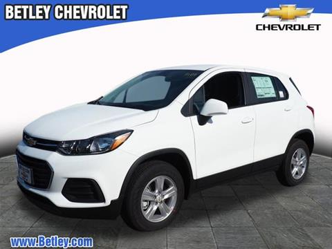 2017 Chevrolet Trax for sale in Derry, NH