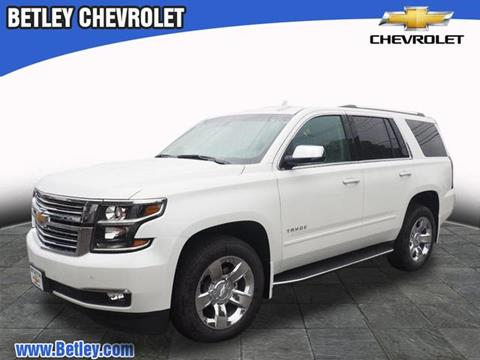2018 Chevrolet Tahoe for sale in Derry, NH