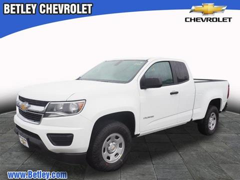 2018 Chevrolet Colorado for sale in Derry, NH