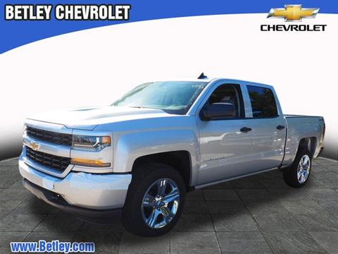 2018 Chevrolet Silverado 1500 for sale in Derry, NH