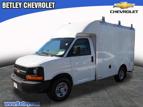 2013 Chevrolet Express Cutaway for sale in Derry, NH